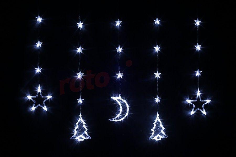 Lumières de Noël pour l'intérieur LED rideau blanc Bulinex 21-602 http://www.rotopino.fr/lumieres-de-noel-pour-l-interieur-led-rideau-blanc-bulinex-21-602,58129 #lumieresdenoel #noel #decoration #rotopino