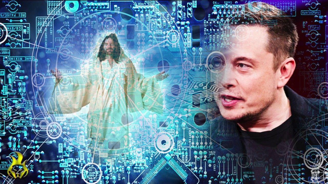 Image result for elon musk jesus