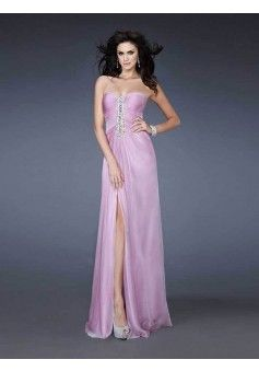 Sheath/Column Sweetheart Sleeveless Floor-length Chiffon Prom Dress #FC536 - See more at: http://www.beckydress.com/prom-dresses/2014-prom-season.html?p=7#sthash.S0al0C8A.dpuf