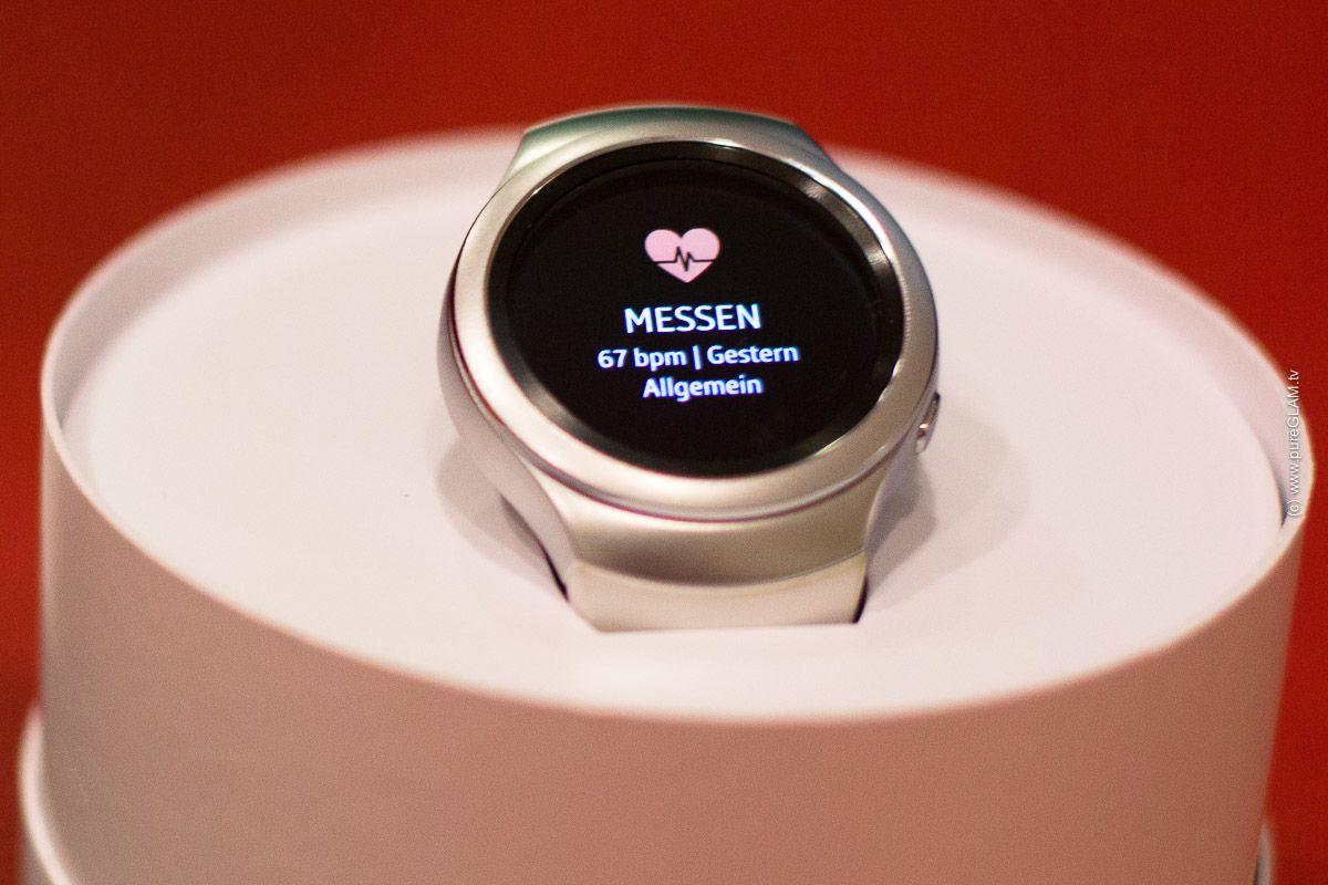 Samsung Gear S2 Gear S2 Classic Smartwatch Erfahrungen Fitness Uhr Smartwatch Fitness Tracker