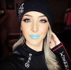 Neat Dude Blue Lipstick Board Of Lovely Fashion Sense