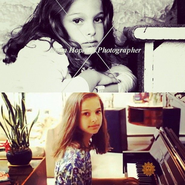 Baby Natalie Portman! I think I seriously need to find a ...