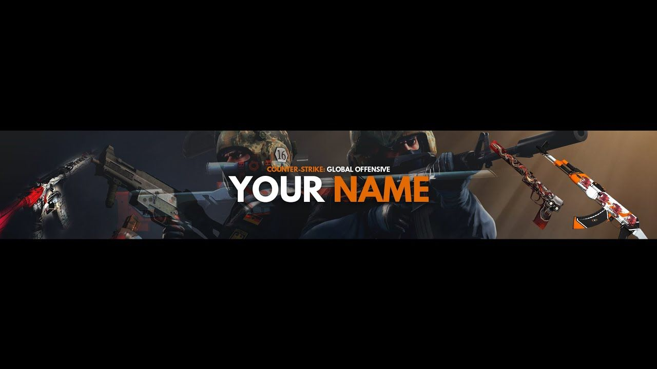 Free Gaming Banner Template For Youtube Channels 42 Photoshop Downloa Gaming Banner Youtube Banner Backgrounds Gaming Banner Template Gaming channel art template photoshop