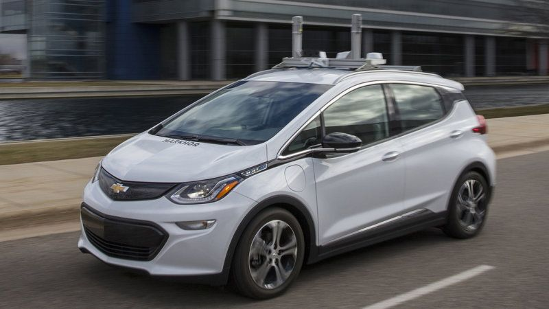 Gm Trademarks Av1 Name For Possible Autonomous Vehicle Car Self