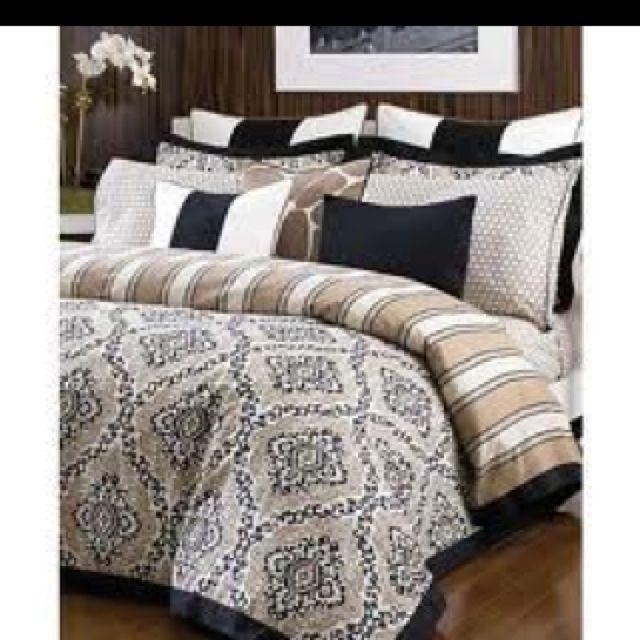 Master Bedroom Comforter Sets, Michael Kors Bedding Sumatra Comforter Sets