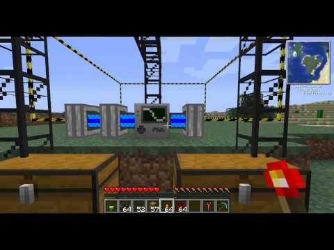 Minecraft Tekkit Tutorial Setting Up A Quarry Minecraft Settings Quarry