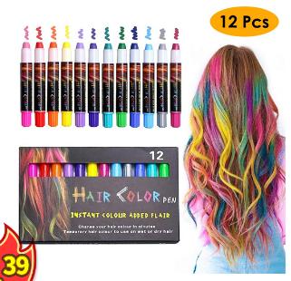 ヘアカラーペン 2020 毛髪染料の色 カラフルヘア ヘアカラー