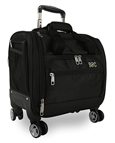 63e468c06 Carry-on Luggage Collections | BRC Four Wheeled Spinner Under Seat Carry On  Multiple Compartments ** Be sure to check out this awesome product.