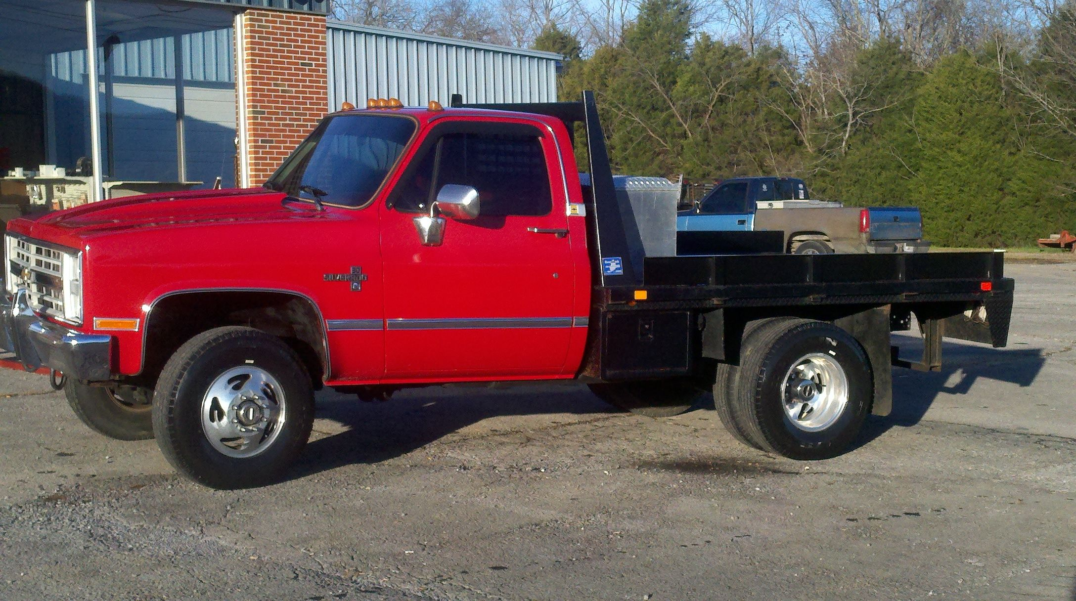 86 Chevy Flatbed Chevy trucks, Chevy, Flatbed truck beds