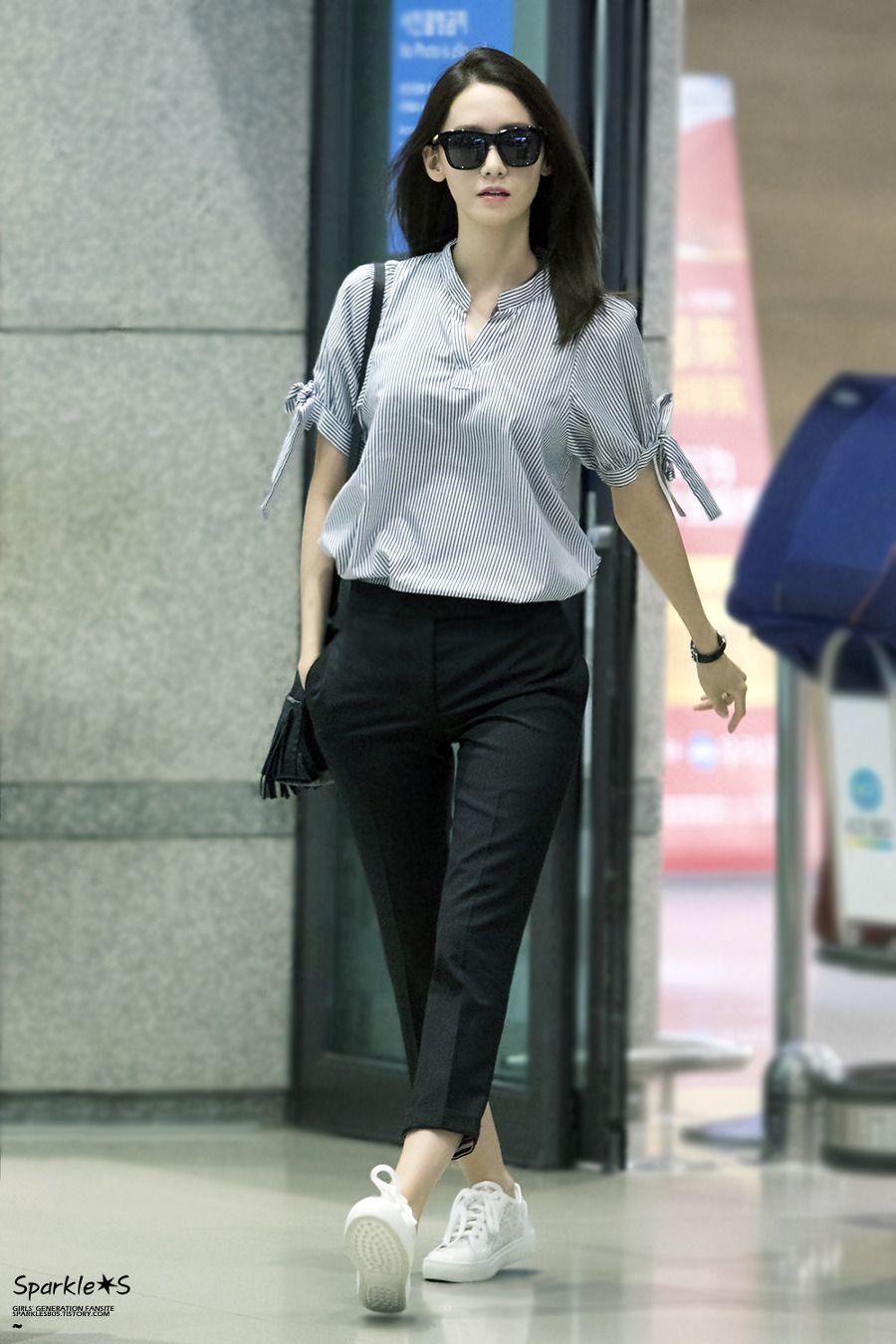 160707 윤아 인공입국 Yoona Pinterest Snsd Fashion Fashion And