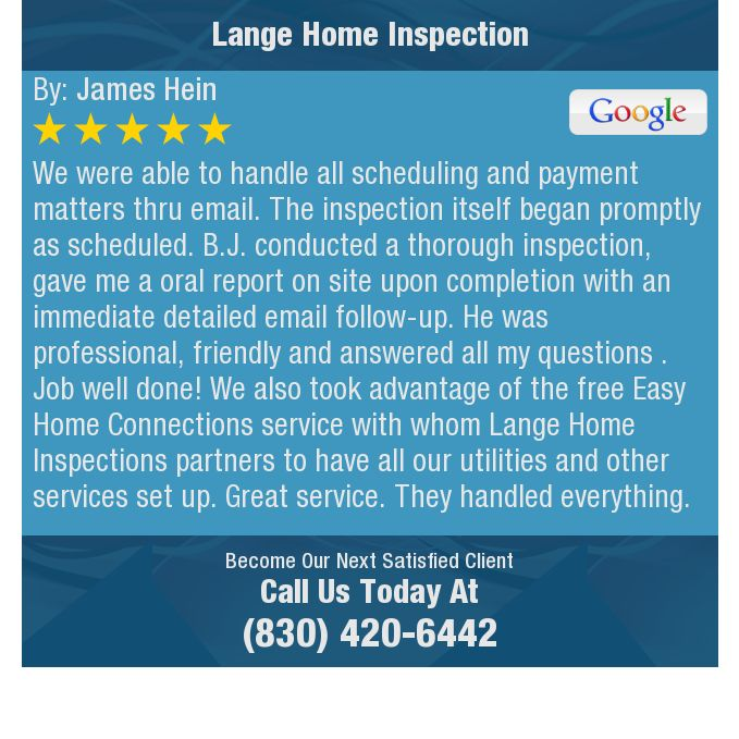 We were able to handle all scheduling and payment matters ...