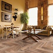Floor Decor Tile Wood Stone Alluring American Natural Tumbleweed Wood Plank Porcelain Tile  Floor Design Decoration