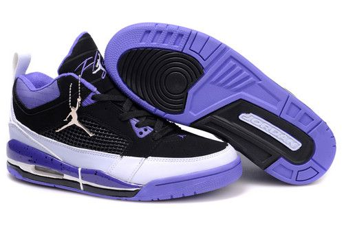 low priced afdb8 5e47a ... sale 95.97 mens nike air jordan 34 shoes black white purple 51217 7d898