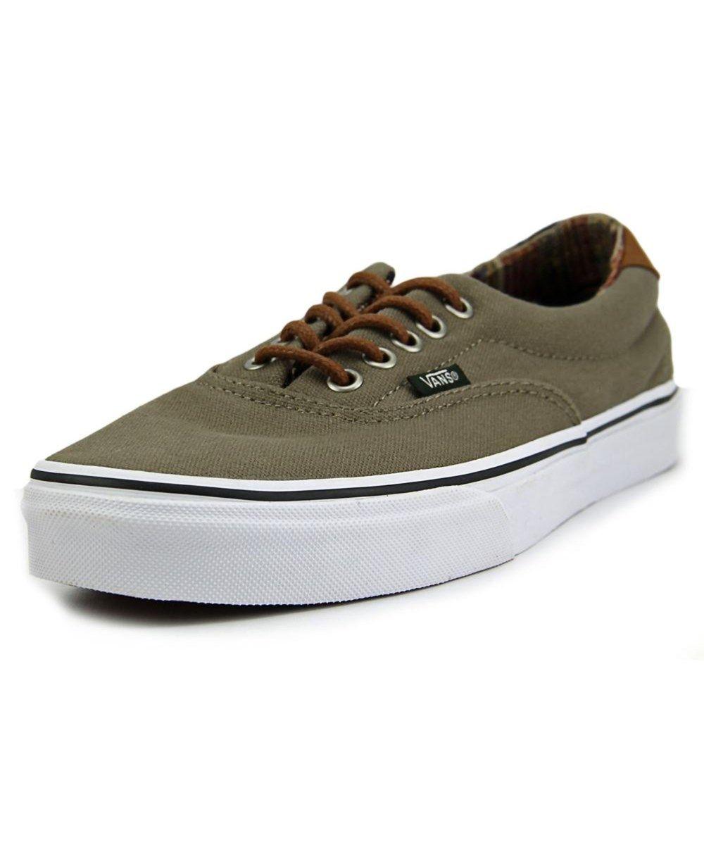 8c2bda650aad86 VANS Vans Era 59 Men Round Toe Canvas Green Sneakers .  vans  shoes   sneakers