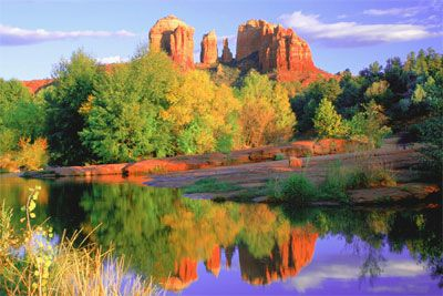Sedona Az In The Fall One Of My Most Favorite Places In