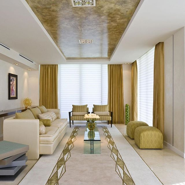A simple color palate can sometimes yield dramatic design like white and gold formal living room. To learn more about South Florida luxury homes and condos contact us today by email hello@altarealtors.com  . . . #luxuryrealestate #realestatelife #realestateinvestor #realestateinvesting #realestatephotography #realestatebroker #broker #realtor #realty #luxuryliving #luxurylivingmiami #miamilife #miami #florida #usa #305 #luxury #southflorida #insta_realestate #igersmiami #preconstruction