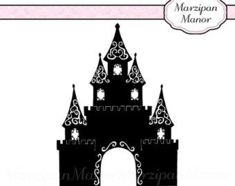 disney castle silhouette clip art images pictures becuo