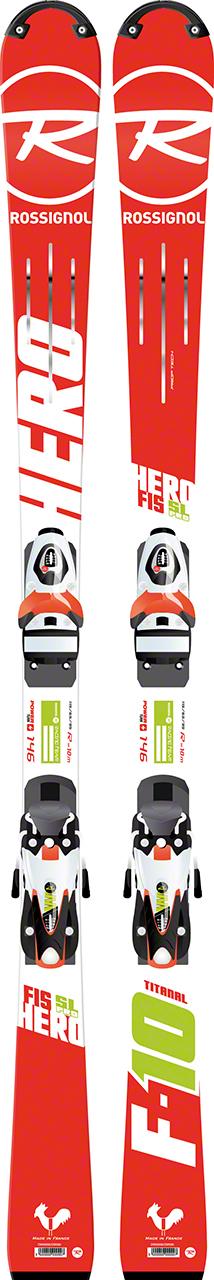 Rossignol 2016 Hero FIS R20 Pro Junior Slalom Skis : Racer Price Lists Available @ARTECHSKI