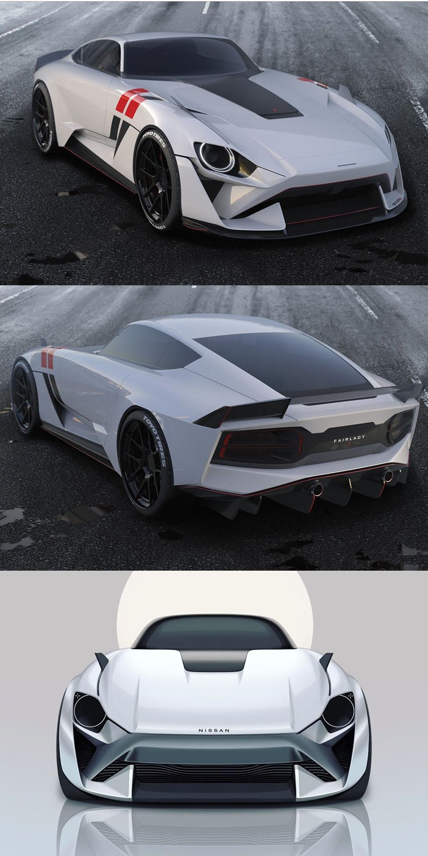 Nissan 400z Will Be Much Cheaper Than Toyota Gr Supra Looks Like The New Nissan Z Car Will Give The Supra A Run For In 2020 Nissan Z Cars Nissan