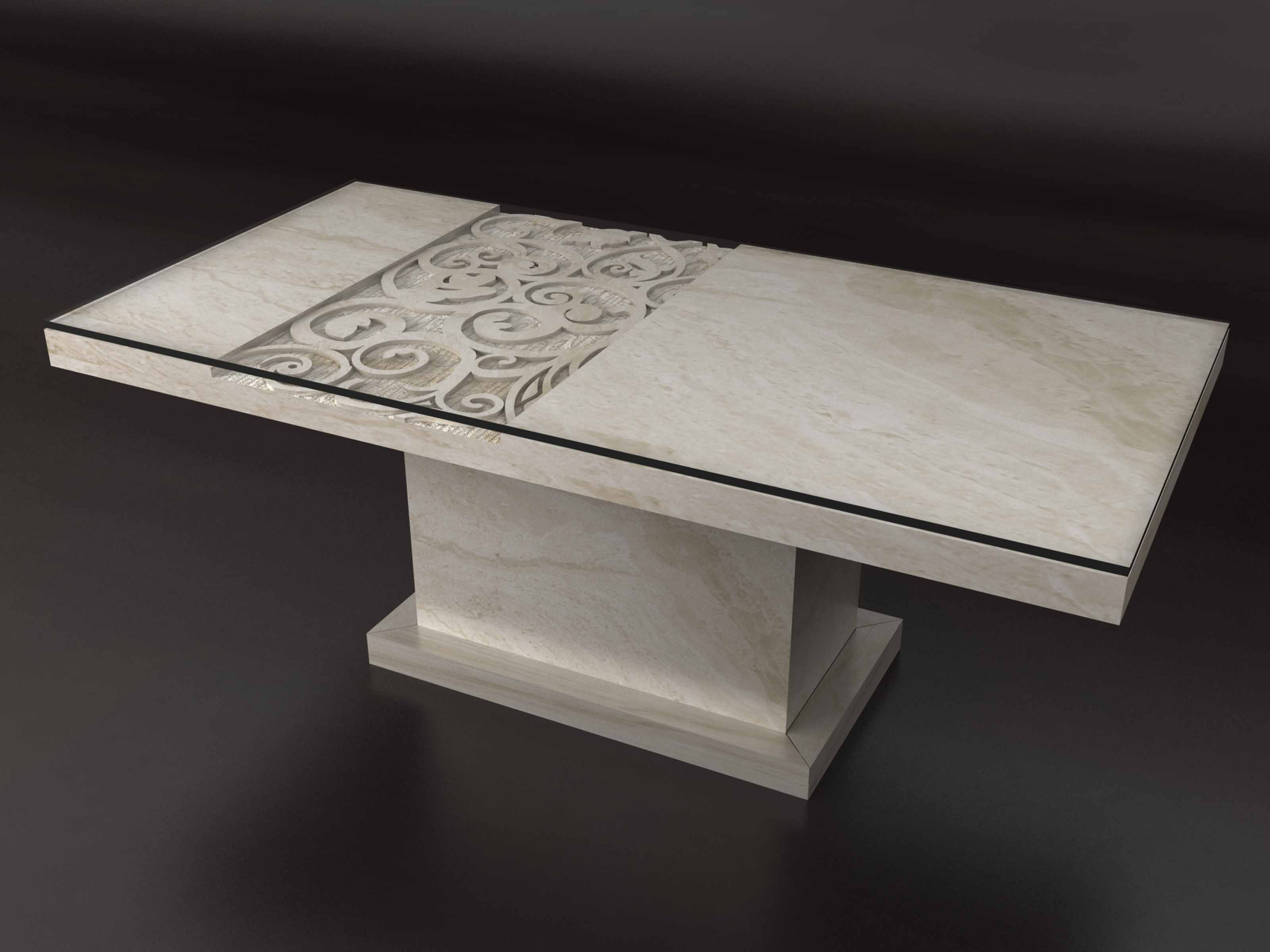 Sell Dining Table Marble Room Furniture SC 101