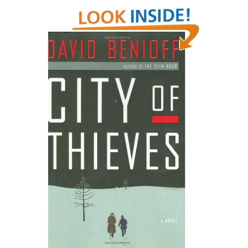 Amazon Com City Of Thieves A Novel 9780670018703 David Benioff Books Novels Reading City Book Worth Reading