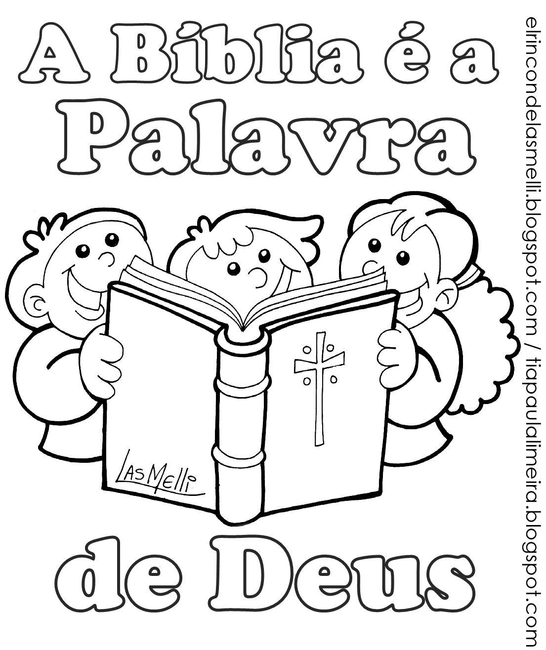 Desenhos Para Colorir Biblia Desenhos Biblicos Infantil