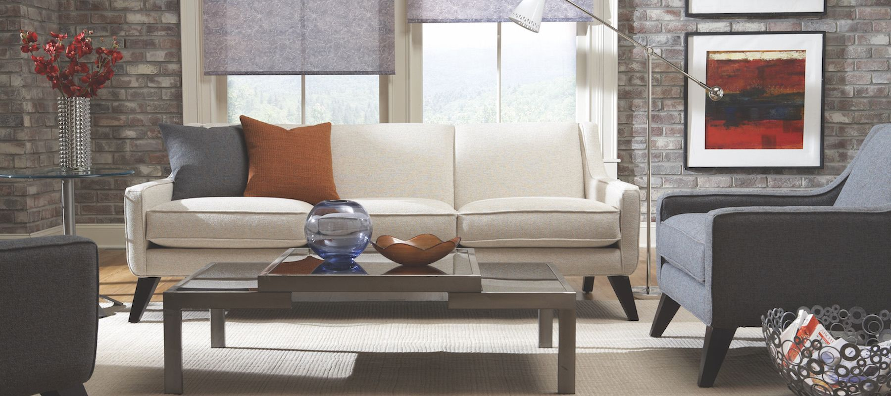 Contemporary Casual Living Room Furniture Casual Living Rooms