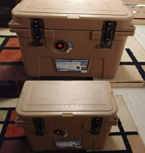 Camping Ice Boxes And Coolers 181382 Kodi 20 Qt Cooler Yeti