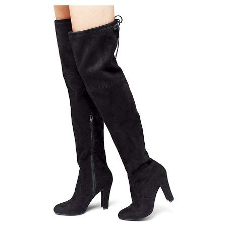 Boots, Over the knee boots, Target shoes