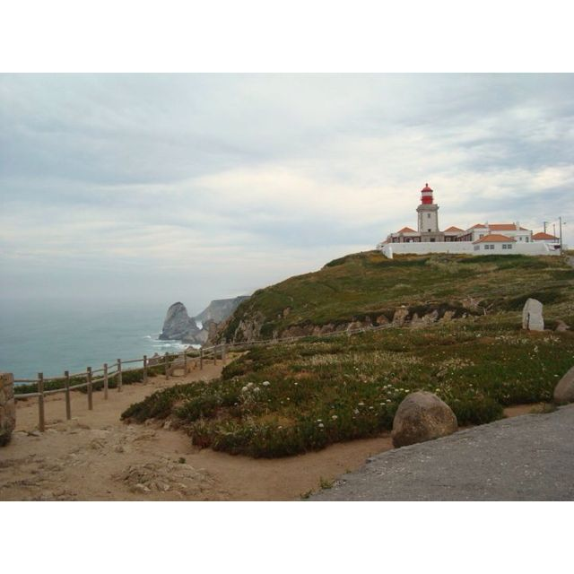 Azoia, Portugal. The western most point in Europe