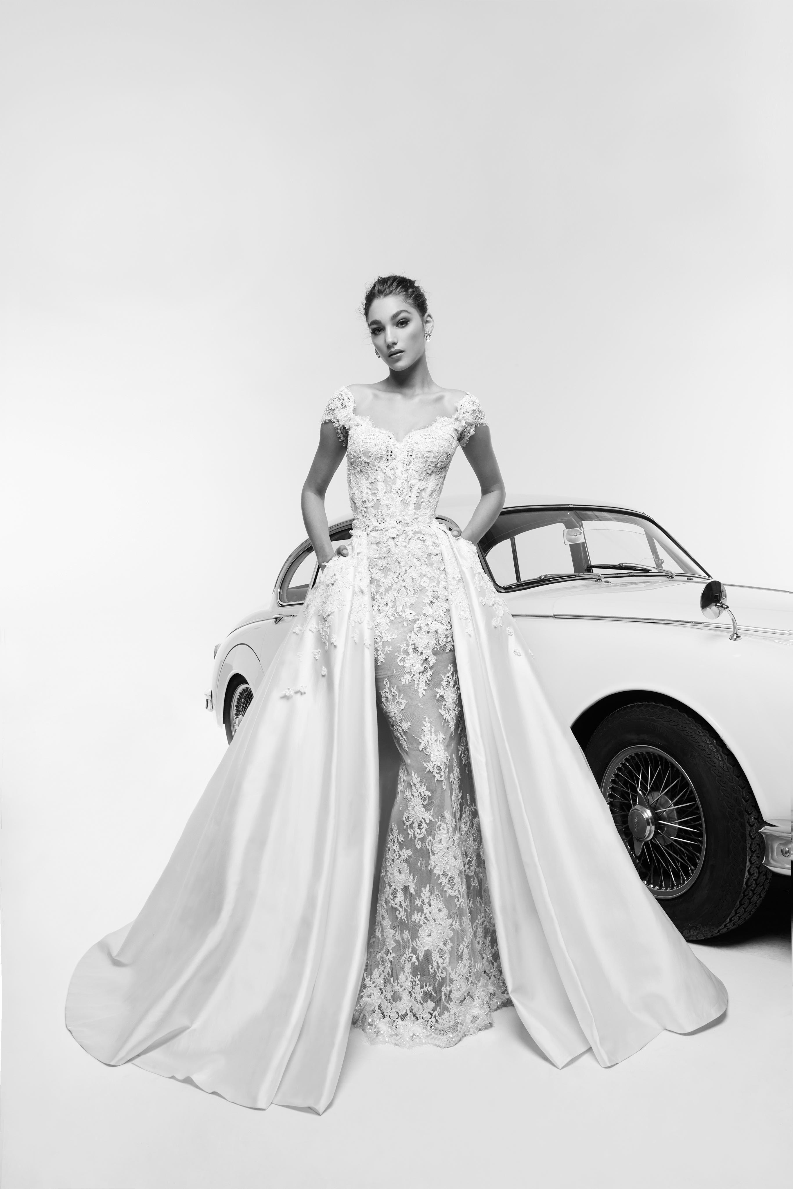 Zuhair Murad Bridal Spring 2019 Collection Zuhair Murad Bridal Wedding Dresses Zuhair Murad Stunning Wedding Dresses