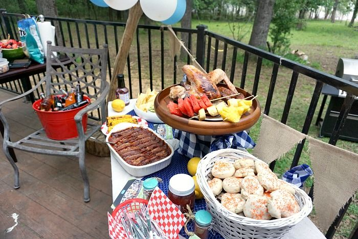 41+ Backyard BBQ Party Decoration Ideas With Your Family ...