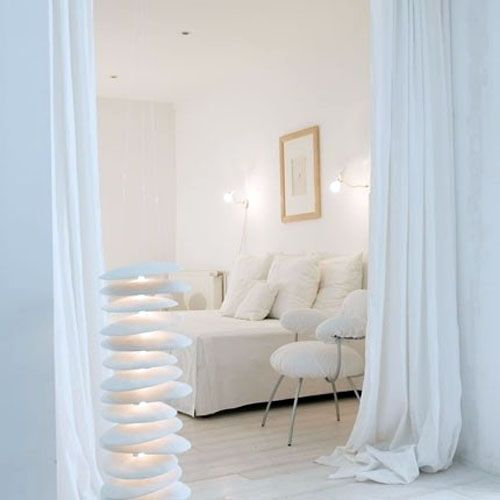 Even if you have space to spare, you're goin. Here is an article about White Living Room Designs | White ...