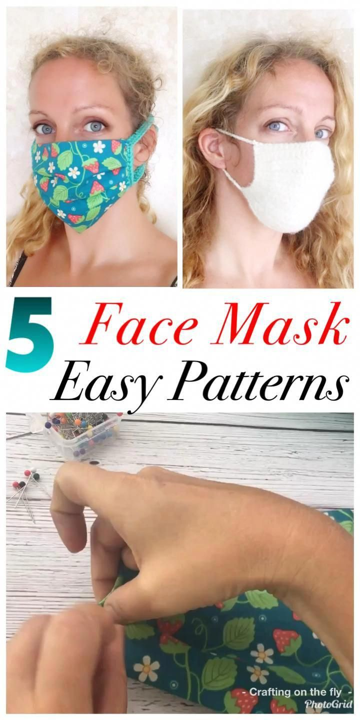 no sew face mask using socks in 2020 Easy face masks