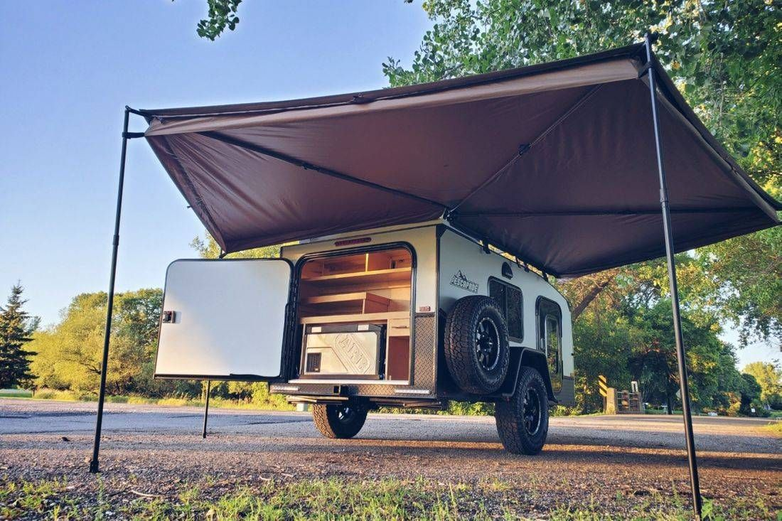 Backcountry Off Road Camper Trailer Arb Rooftop Tent Camper