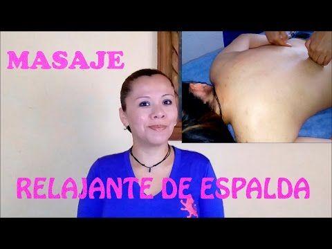 Masaje relajante de espalda | TomatuSPA