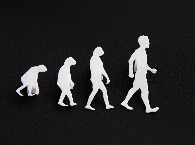 The best way to learn the Human Evolution. Avoid those boring classes at the University!!! Just learn here: http://shpws.me/rLGe