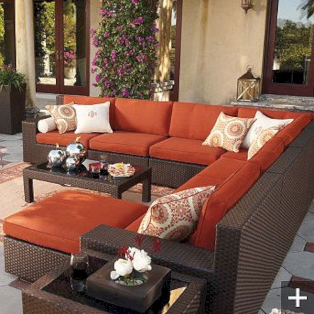 Patio Furniture Design Layout: 16 Furniture Ideas To Have A Stunning Deck
