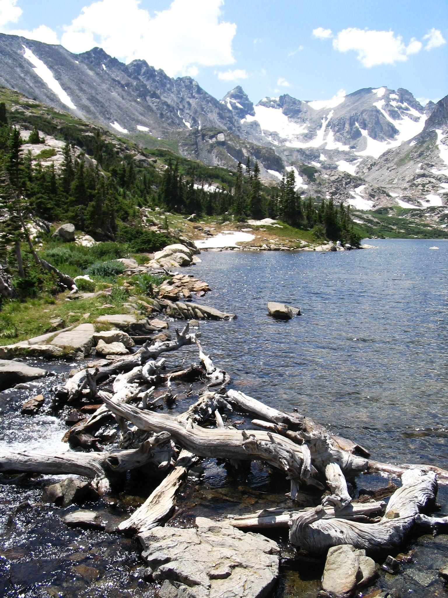 Lake Isabelle Boulder Co Colorado S Great Outdoors