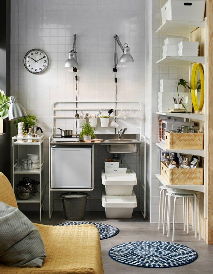 15 super idees pour amenager une petite cuisine elle decoration