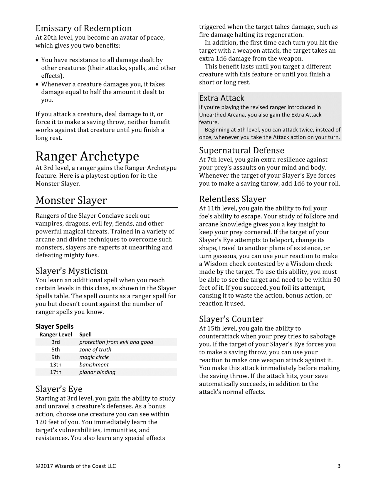 Unearthed Arcana: A trio of Subclasses: Drunken Master Monk