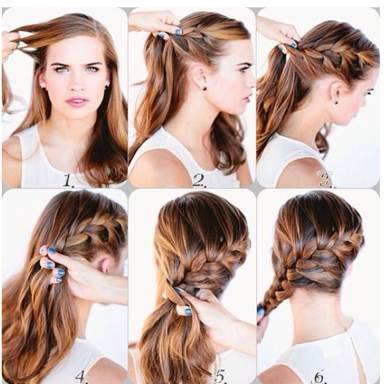 Amazing Wedding Hairstyles: 8 Amazing And Unique Tips: Country Wedding Hairstyles