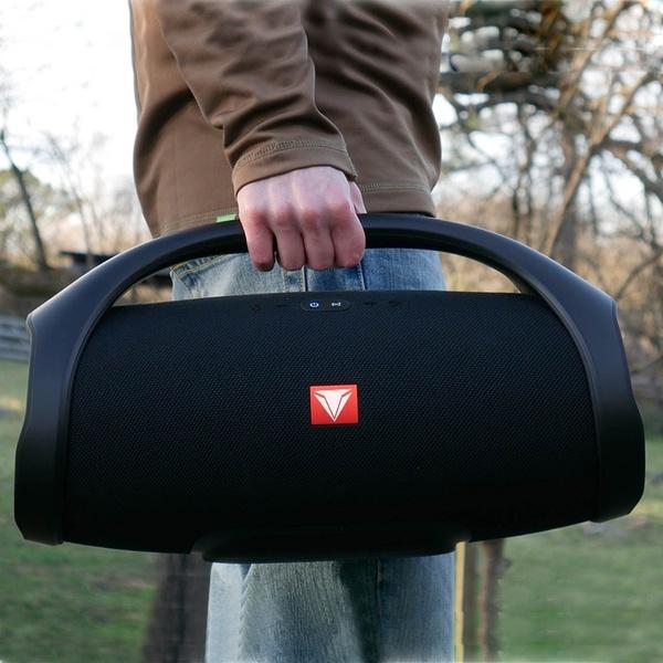 Shoulder Bag Boom Box Mp3 Speaker