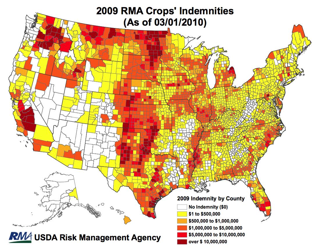 Us Crop Map - Us crop map