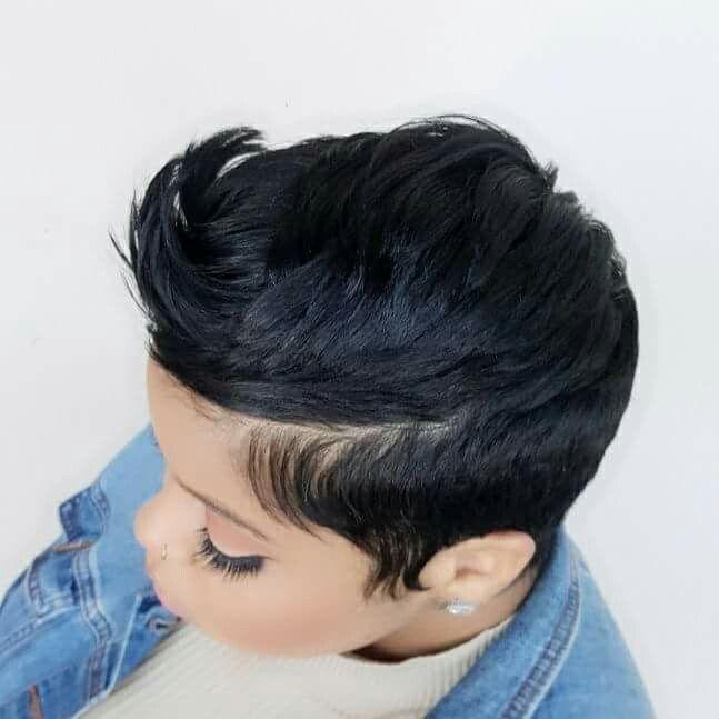 Pinterest Rebelwithstyle Short Hair Styles Hair Styles Short Sassy Hair
