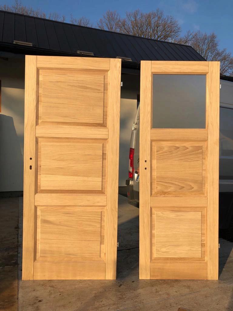Drzwi Wewnetrzne Drewniane Lity Dab Debowe 100 Tall Cabinet Storage Tall Storage Storage
