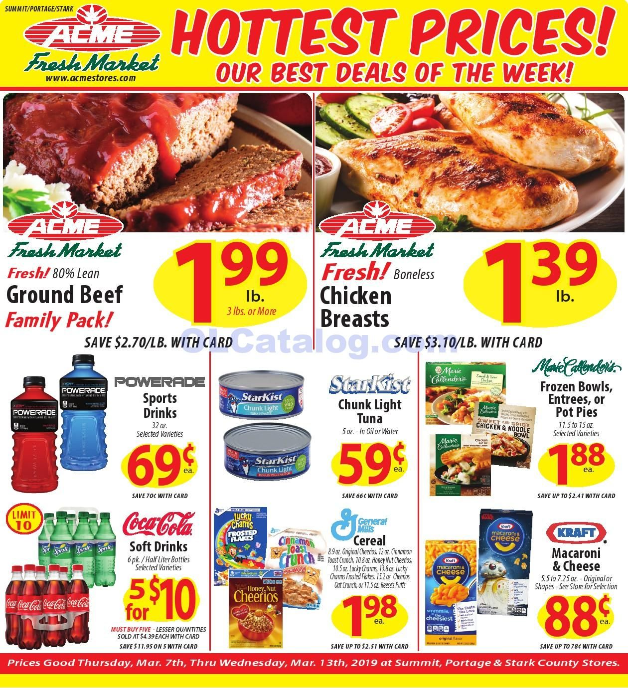 Fresh Grocer Ad Weekly