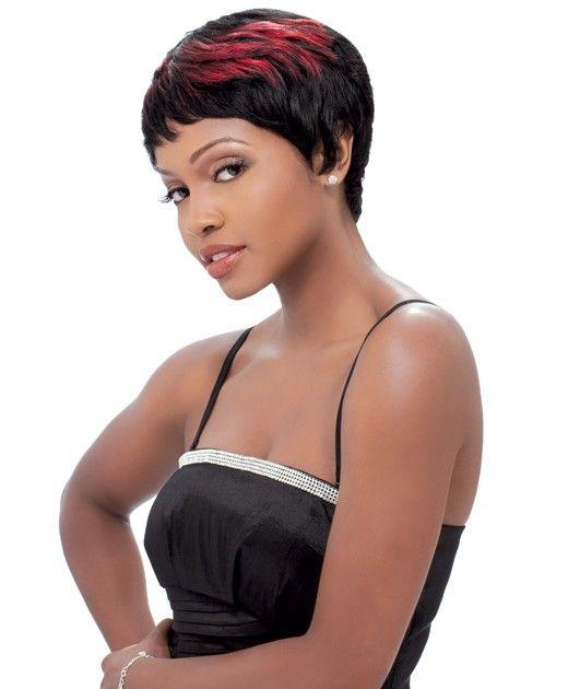 Sensationnel Bump Collection Human Hair Wig Easy 27 Bump Hairstyles Human Hair Wigs Short Hair Styles Easy