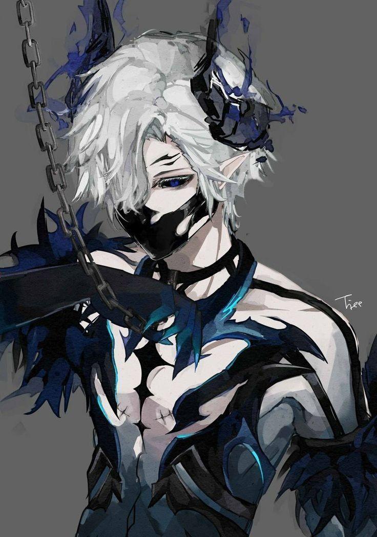 Photo of demon Deku  – Midoriya looks