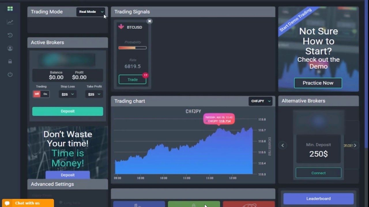 Algo Signals Automated Trading Signals To Master Forex Crypto